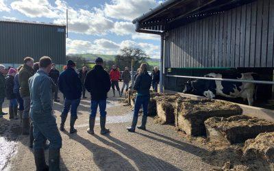 Capturing carbon on East Devon farms